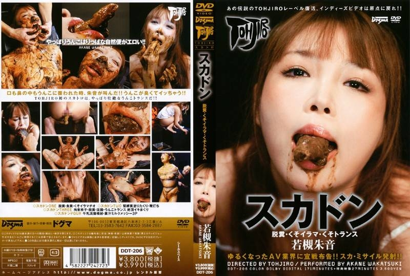 Akane Wakatsuki - shit fucking transformation Sukadon - DDT-206 (SD 560x416)