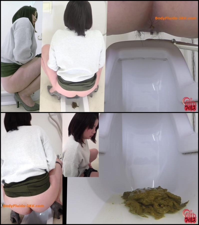 Spycam in toilet and pooping womans - BFFF-159 (FullHD 1920x1080)