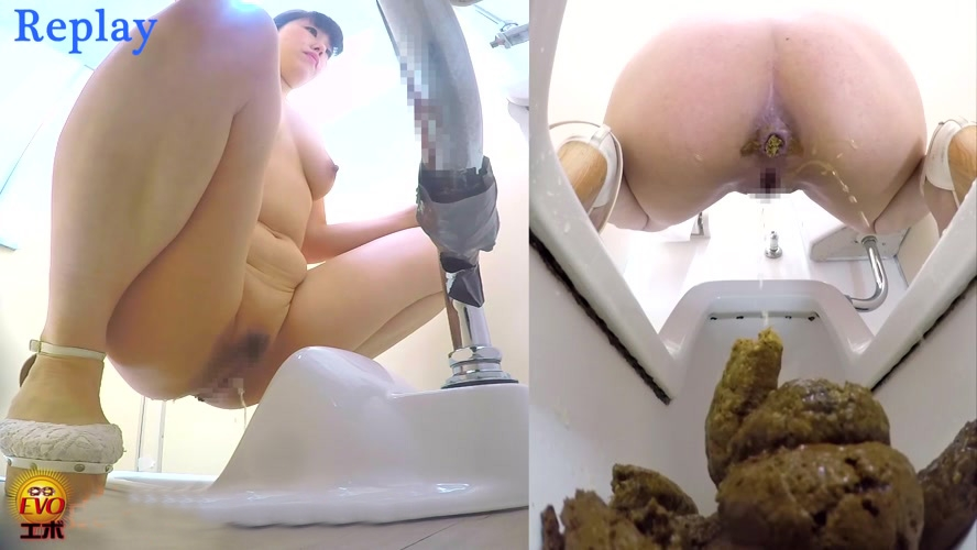 裸の女の子がトイレでたわごと Naked Woman Shits in Toilet Hidden Cam - BFEE-87 (FullHD 1920x1080)