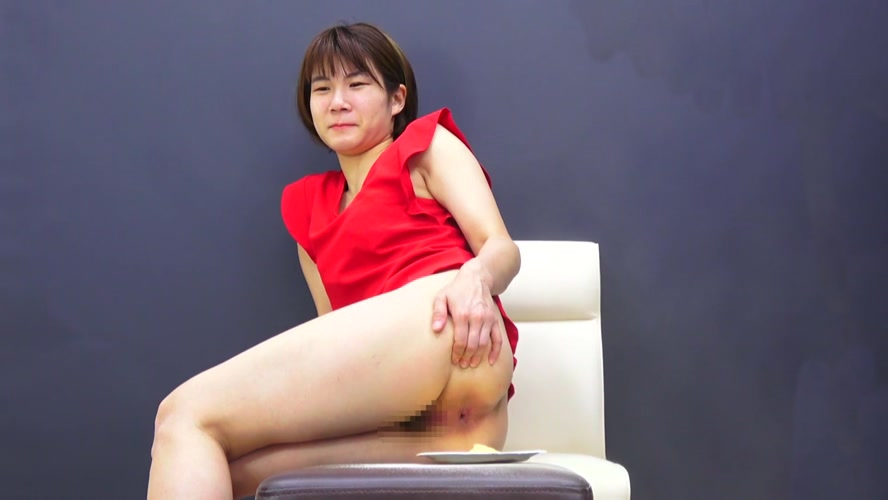 Woman Beautiful woman in Toilet Shitting Wildly 美尻肛門 粉噴射おなら - BFFF-259 (FullHD 1920x1080)