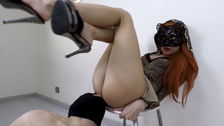 Femdom Shitting in Mouth Self Filmed - Special #957 (FullHD 1920x1080)
