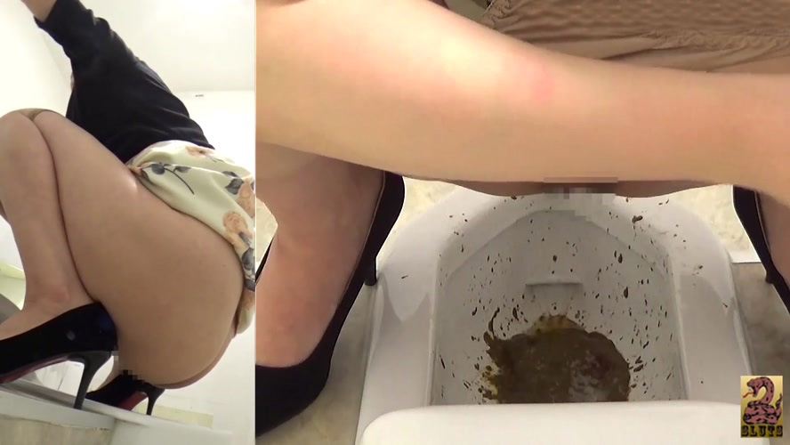 Toilet Diarrhea Injection Voyeur トイレ下痢注入盗撮 - BFSR-269 (FullHD 1920x1080)