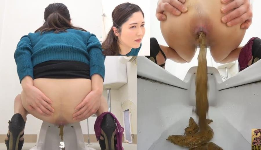 臭いおなら&うんちによって5角度 Stinky Farting & Poop by 5 Angles - BFSR-379 (FullHD 1920x1080)