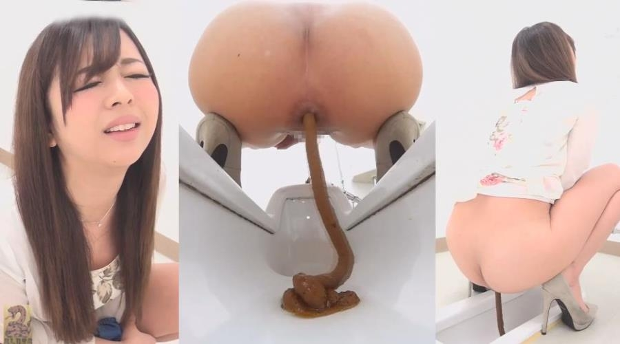 お勧めの瞬間-トイレ長いたわごと Recommended moment – Toilet Long Shit - BFSR-433 (FullHD 1920x1080)